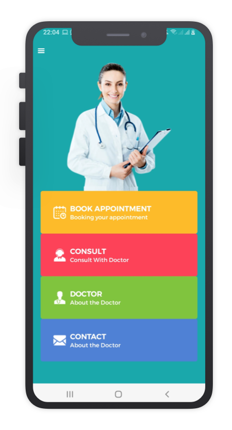 Mr.Doctor React Native App Template Features