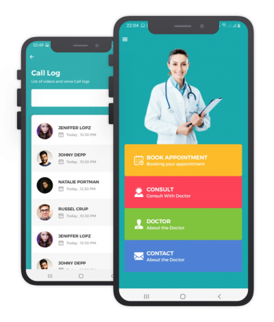 Mr.Doctor React Native, Templates, Material Kit, UI/UX and App